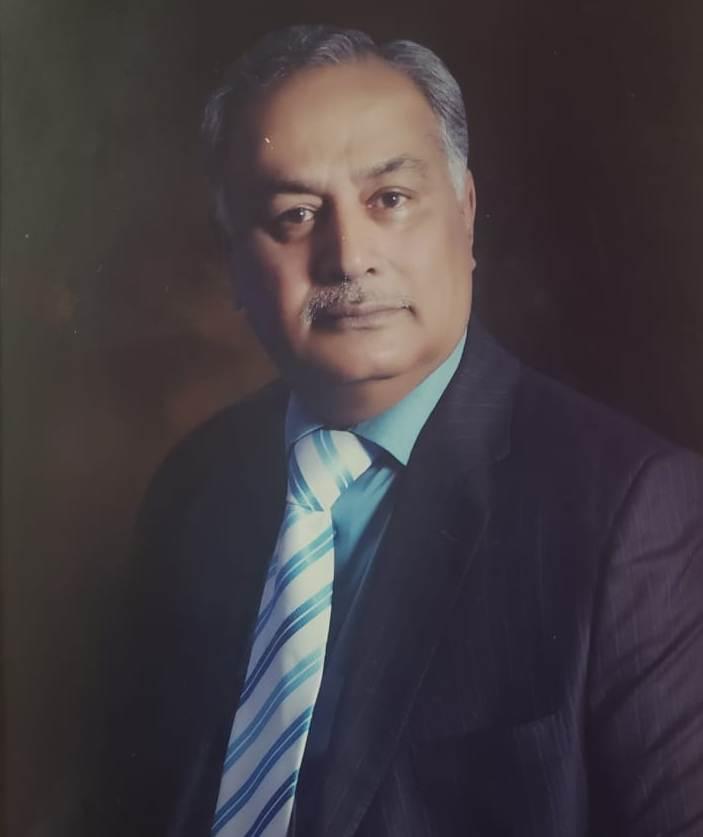 Muhammad Zafar Iqbal Baloch